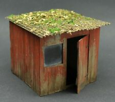 DioDump DD152 Wooden shed 1:35 scale resin diorama building LIMITED EDITION