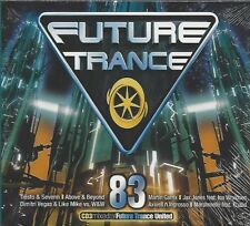 FUTURE TRANCE VOL. 83 * NEW 3CD'S 2018 * NEU *
