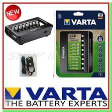 Caricabatterie per Pile Ricaricabili VARTA LCD MULTI x stilo AA ministilo AAA