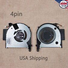 CPU Cooling Fan for HP Envy X360 15-CN 15M-CN 15-CP 15M-CP Laptop