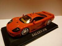 DCD1E voiture 1/43 altaya IXO DREAM CARS boite vitrine : SALEEN S7R