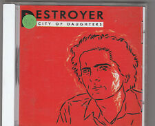 DESTROYER - city of daughters CD