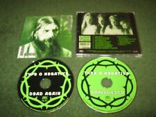 Type O Negative - Dead Again (cd / dvd) made in USA