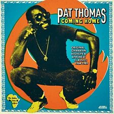 Pat Thomas - COMING HOME [CD]