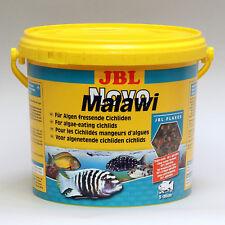 JBL NovoMalawi 5,5 L Novo Malawi Spirulina Plankton für algenfressende Cichliden