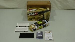 JIMMIE JOHNSON 2011 #48 LOWE'S GOLD ELITE RCCA 1 OF 36 VERY RARE