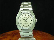 Bwc Stainless Steel Automatic Men's Watch / Caliber Eta 2451