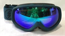Electric EGK Snow Ski Snowboard Goggle Dark Sea Blue Green Bronze NEW