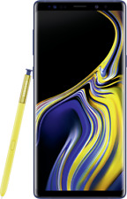 Samsung N960F Galaxy Note 9 128GB Blau 16,2 cm (6,4 Zoll) Android 8.1 BRANDNEU