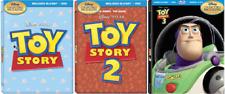 New ListingToy Story 1 2 3 Future Shop Exclusive IronPack Blu-ray SteelBook Disney Pixar