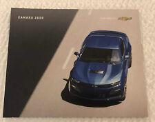 2020 CHEVY CAMARO 44-page Original Sales Brochure