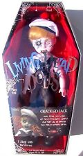 LIVING DEAD DOLLS SERIES 25 - CRACKED JACK - PURE EVIL DOLL