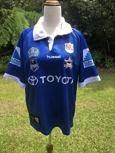 North Queensland Cowboys jersey Centenary Of Rugby League