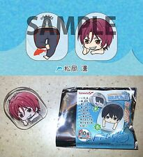 Free! Eternal Summer Toy'sworks Collection Niitengo Clip Rin Matsuoka Licensed N