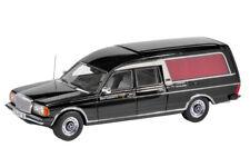 Schuco pro. r 08907 - 1/43 Mercedes-Benz 200 inhumation voiture-NOIR-NEUF