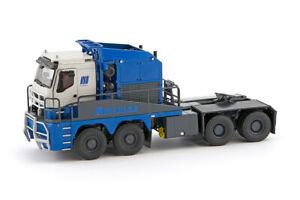 Nicolas Tractomas 4-Axle Truck - Tii Group - IMC 1:50 Scale Model #60118059 New!