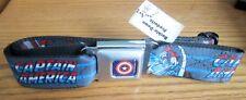 Captain America Civil War Seat Belt Buckle Down Belt Marvel Comics New 0132