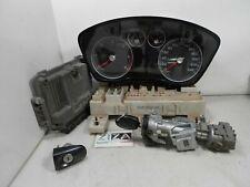 Kit Chiave ECU Ford Focus II 1.6 90cv HHDA 2006 6M5112A650NB 0281011701