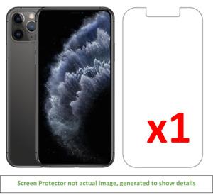 1x iPhone 11 Pro Max Anti-Scratch Screen Protector w/ cloth
