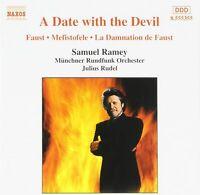 Samuel Ramey, Julius Rudel: Faust, Mefistofele, La • Di Faust - CD
