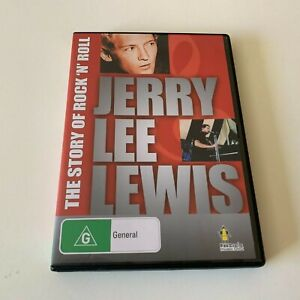 Jerry Lee Lewis - The Story Of Rock 'N' Roll DVD