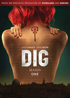 Dig: Season One (DVD, 2015, 3-Disc Set) Brand New