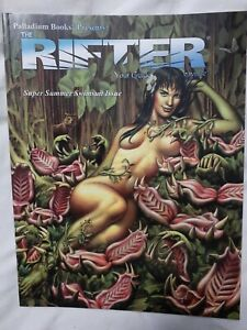 Palladium Books The Rifter #39 Super Summer Swimsuit Issue MINT RARE 2007