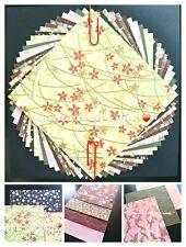 ✨DELUXE FOIL✨ Bet B Japanese Sakura Cherry Blossom Origami Paper Yuzen Chiyogami
