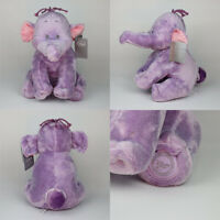 NWT Disney Authentic Heffalump Lumpy Plush Toy Winnie the Pooh Elephant Stuffed