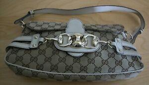 Gucci Clutch Vintage Hand Bag-Guccissima