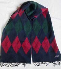 Echarpe en 100 % laine HEMLEY  TBEG Scarf 36 cm x 170 cm