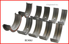 Engine Crankshaft Main Bearing Set-OHV, General Motors, 16 Valves BC406J010