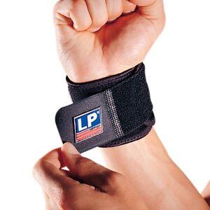 LP. Support 753CA Handgelenkgurt aus der Extreme Serie. Fitness. schwarz.