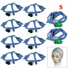 1 10sets Dental Orthodontic High Pull Headgear With Rigid Chin Cap Small Size Usa