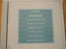 Dvorak Konzerte Konzertouvertüren Othello  Karel Ancerl