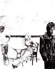 ALGERIE FRANçAISE FILM ORIGINAL COUVERTURE (4e PLAT)  ED DELIGNE PIECE UNIQUE