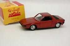 Solido Hachette 1/43 - Fiat X1/9 1975 Rouge