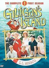 Gilligan's Island: Season 1 DVD