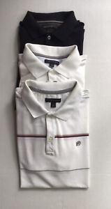 Banana Republic Men's Lot Of 3 Polo Shirts Size L