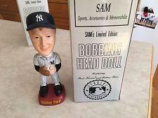 Whitey Ford New York Yankee's Sam's Bobblhead doll 1992. Coa