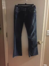 Silver Jeans Women's Low Rise Suki Style W29/L32 Medium Wash (c5)