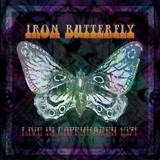 Live in Copenhagen 1971 by Iron Butterfly (Vinyl, Feb-2015, 2 Discs, Cleopatra)