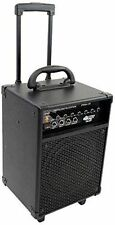 Pyle PWMA230 Battery Powered PA System with Wireless Mic