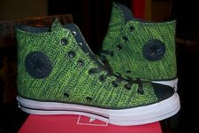 CONVERSE GREEN / BLACK CT CHUCK TAYLOR ALL STAR 70 HI MENS SIZE 9 NEW