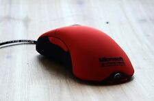 Microsoft IntelliMouse Explorer 3.0 / 9000FPS /25G /54IPS Optical Mouse, reddish