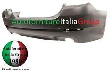 PARAURTI POSTERIORE POST VERN C/SCARICO DOPPIO BMW SERIE 5 F10 10>13 2010>2013