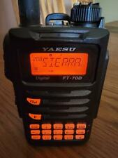YAESU FT-70D HANDHELD 2M/440 DIGITAL DUAL BAND HAM RADIO