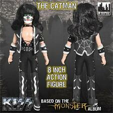 "KISS  8"" The Catman retro mego  figure Monster series  (NEW poly bagged)"