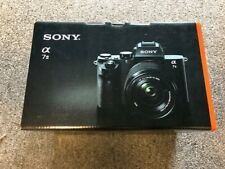 Brand New Sony Alpha a7II Mirrorless Camera with FE 28-70mm Lens ILCE7M2K (BLK)