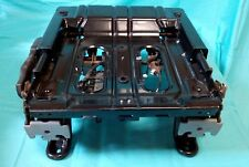MERCEDES ML W163 FRONT LEFT NS SEAT BASE FRAME - WITH ALL MOTORS